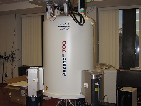 700MHz NMR at RIF