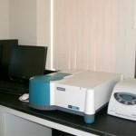 10 UV-VIS Spectrophotometer (Cary 50)