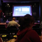 "Dr. Lai presented a talk on ""DNA Biotechnology"" at the Science Cafe on Jan 20, 2011."