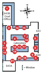 Lab Map