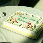 "The first ""personalized"" graduation cake! Dr. Lai's cake at her graduation at UT Austin.  Many thanks to Dr.  Eve Fabrizio!"