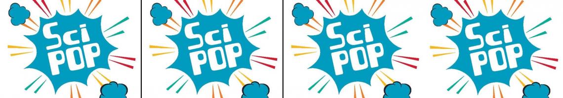 SciPop logo