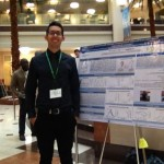 Yamil attended the NSF REU Symposium in Arlington in Oct 2015.  He presented a poster on his E-AB Cd(II) sensor work.