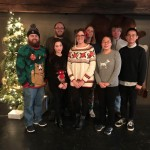 2018 Lai Lab Christmas Sweater lunch!