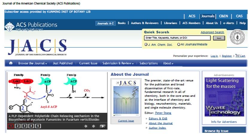 Pic JACS 2009